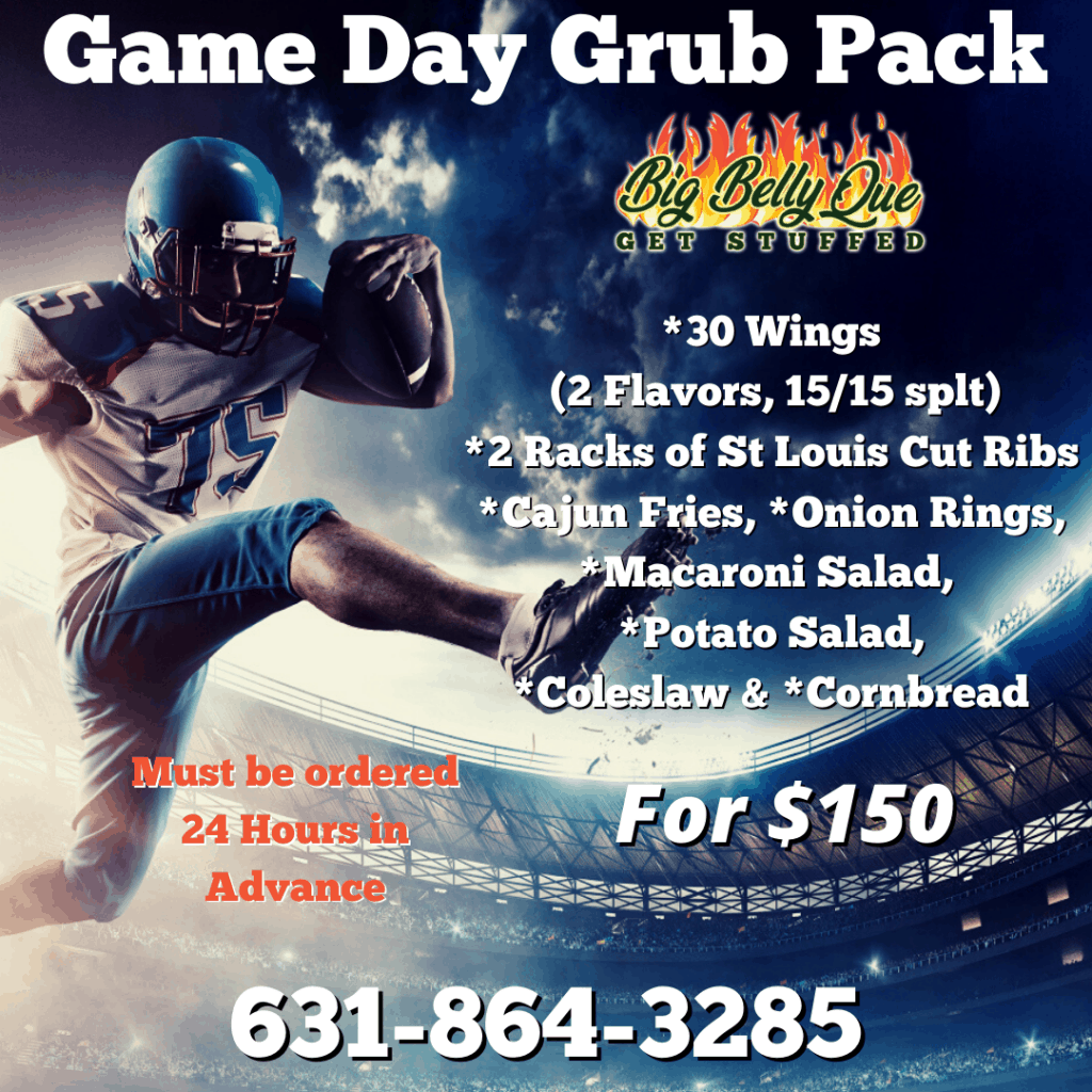 Football Player Meal Deal Ad
